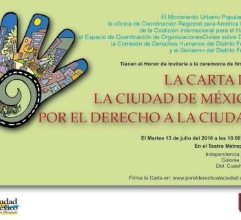 INVITACIÓN ELECTRONICA CARTA